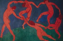 art-Matisse dance joy
