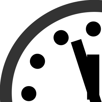 Doomsday_Clock nuclear  atomic nuke