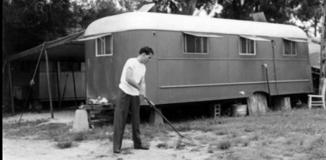 trailer: Sarasota, Florida poor white proletariat