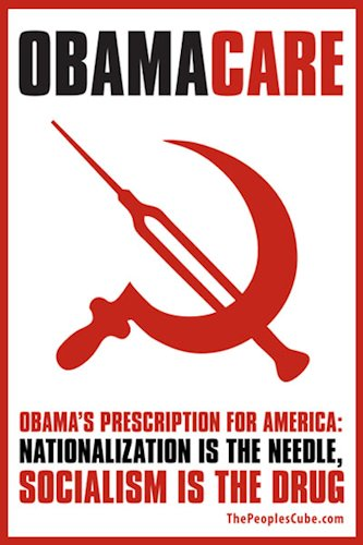 An ObamaCare_Needle_Poster