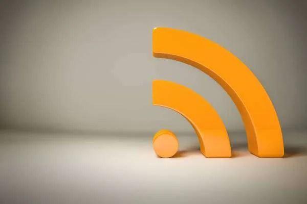 RSS Icon - Bin Google Feedburner
