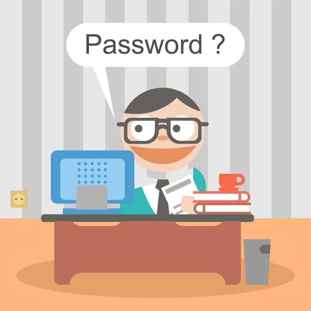 Password Cartoon - LogMeIn Acquires LastPass