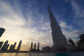 Burj Dubai Renamed Burj Khalifa at Gala Opening - WORLD PROPERTY JOURNAL Global News Center