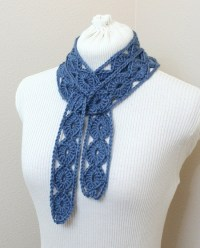 Skinny Scarf Designs and Patterns | World Scarf