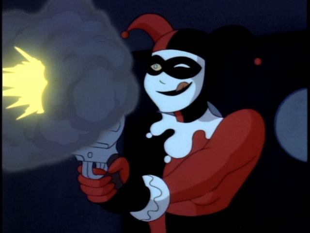 Girl Side Face Wallpaper The World S Finest Batman The Animated Series