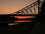 Bridge in Dresden, Germany
