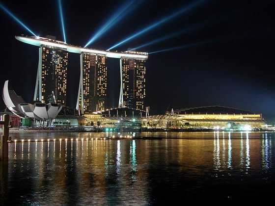 Top Places in Singapore