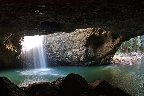 Natural Bridge Falls – Top Waterfalls in the World