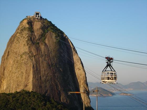 Sugar Loaf Mountain – Top Places in Rio de Janeiro