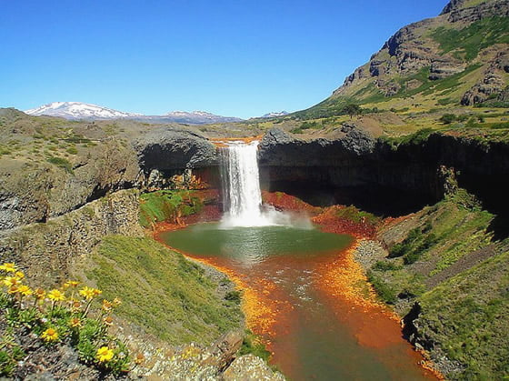 Salto del Agrio – Top Waterfalls in the World