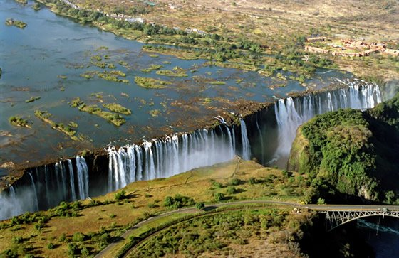 Victoria Falls – Top Waterfalls in the World