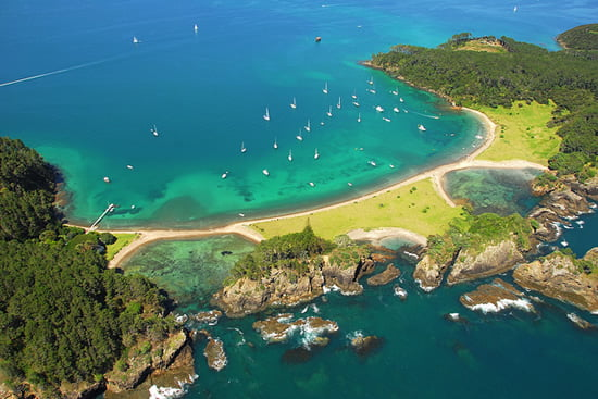 Bay of Islands – New Zealand