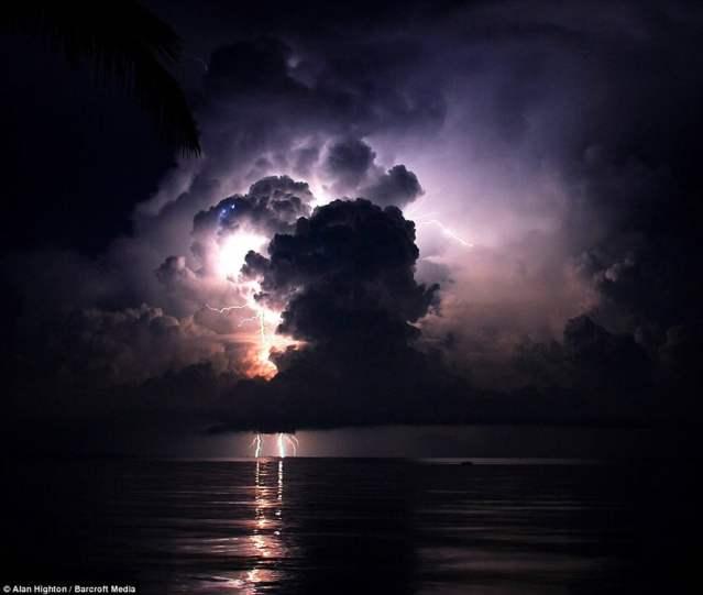Catatumbo Lightning – The World's Most Consistent Storm