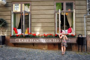 Lady Hamilton Hotel Stockholm - @World Travel Mama