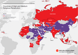 Religious freedom report: Worldwide upheaval encouraging 'systematic' intolerance