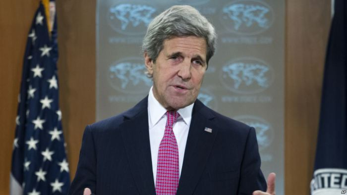 Kerry meets 8 of 51 State Dept. dissenters on disastrous Syria policy