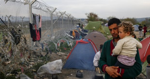 Humanitarian fury: Doctors Without Borders bans aid from EU over refugee deal with Turkey