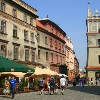 Poland: Wandering in laid back Llublin