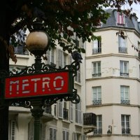 Paris: Wandering in the Bastille district