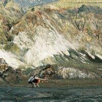 New Zealand's geothermal wonders