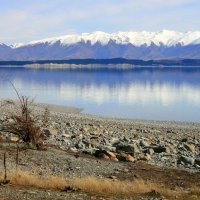 New Zealand's southern lakes: Wanaka to Christchurch