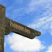 New Zealand: The Hobbiton film set