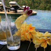 Channelling my inner Kate Moss in Bali's Ubud