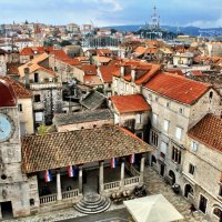 Croatia: A day in Trogir