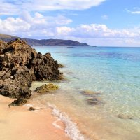 Crete: A day trip to Elafonisi