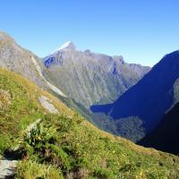 New Zealand: Wandering the Milford Track
