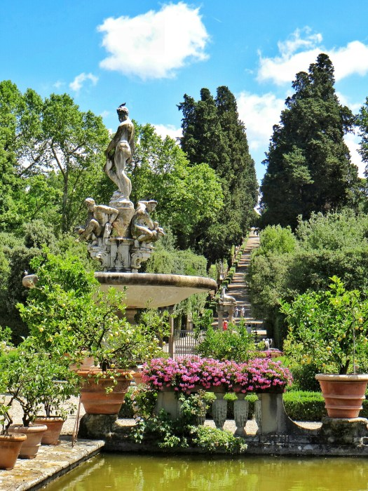 Escape the crowds at giardino di boboli world wanderista - Giardino di boboli firenze ...