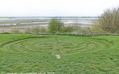 Julian's Bower, Alkborough: an Ancient English Turf Maze