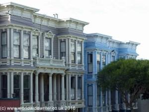 Houses of Alamo Square