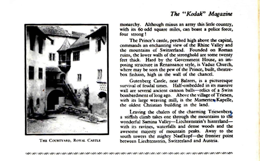 Kodak Magazine June 1930