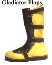World Wrestling Wear The Number One Boots