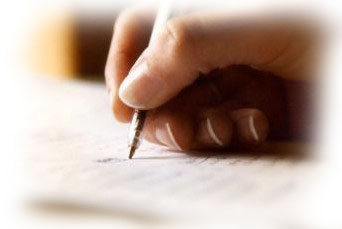 writing_with_a_pen