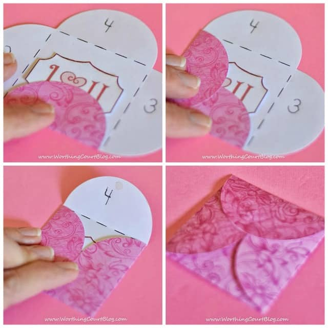 How To Make Mini Valentine\u0027s And A Free Printable Worthing Court