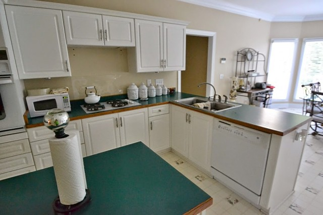 My Very First Kitchen Remodel Worthing Court