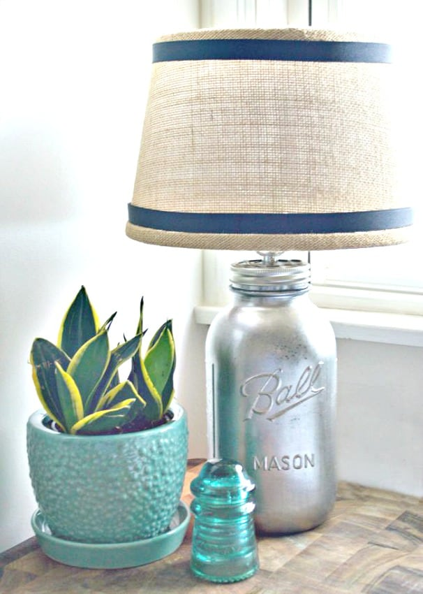 10 Amazing DIY Farmhouse Lamps To Try Right Now
