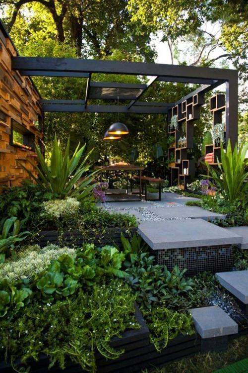 Medium Of Images Of Backyard Landscaping