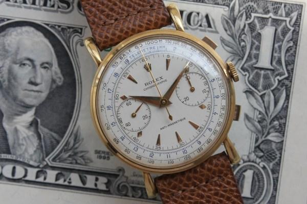 rolex chronographe 4062