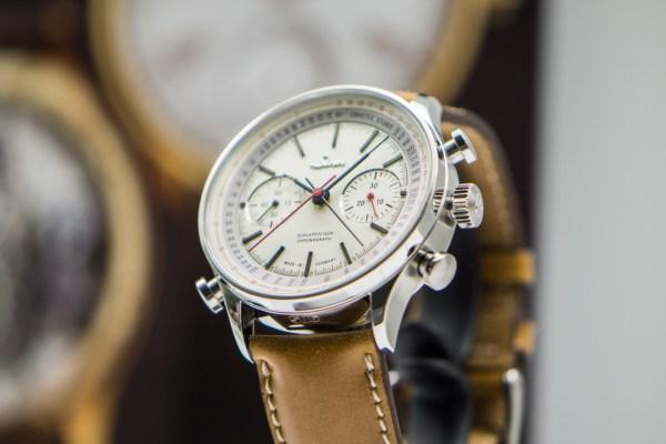 Sinn 901 Anniversary Split Seconds Chronograph