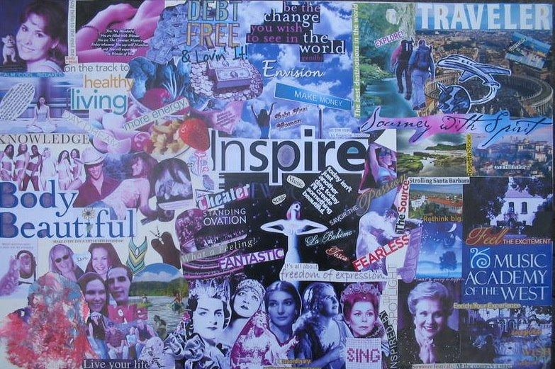 make photo collage poster board - Hossroshana