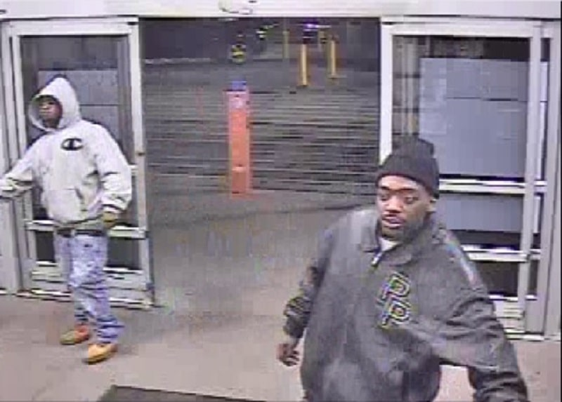 Walmart robbery suspects sought by Fort Wayne Police - WOWO 1190 AM