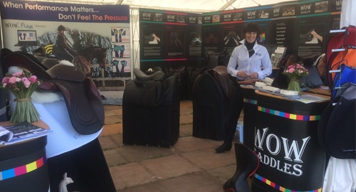 WOW stand at British Dressage Nationals feature image
