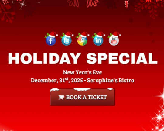 Seraphine - Christmas HTML Template Wow Themes