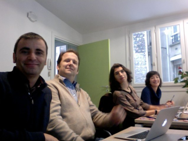 Formation intra-entreprise WordPress