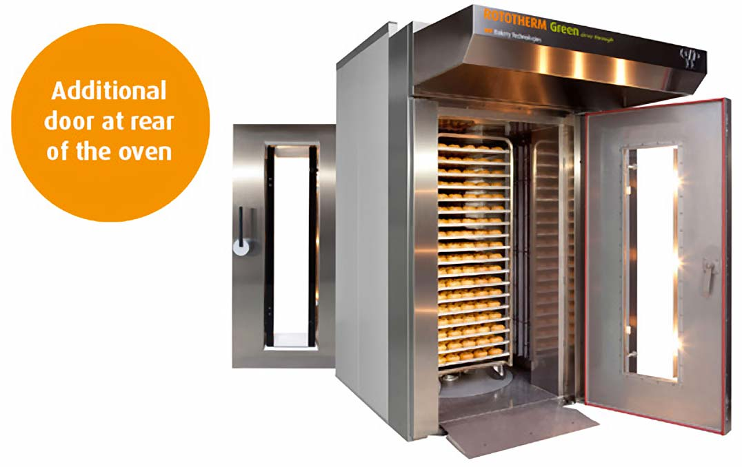 Ovens Wp Bakery Group Usa Retail Wholesale And