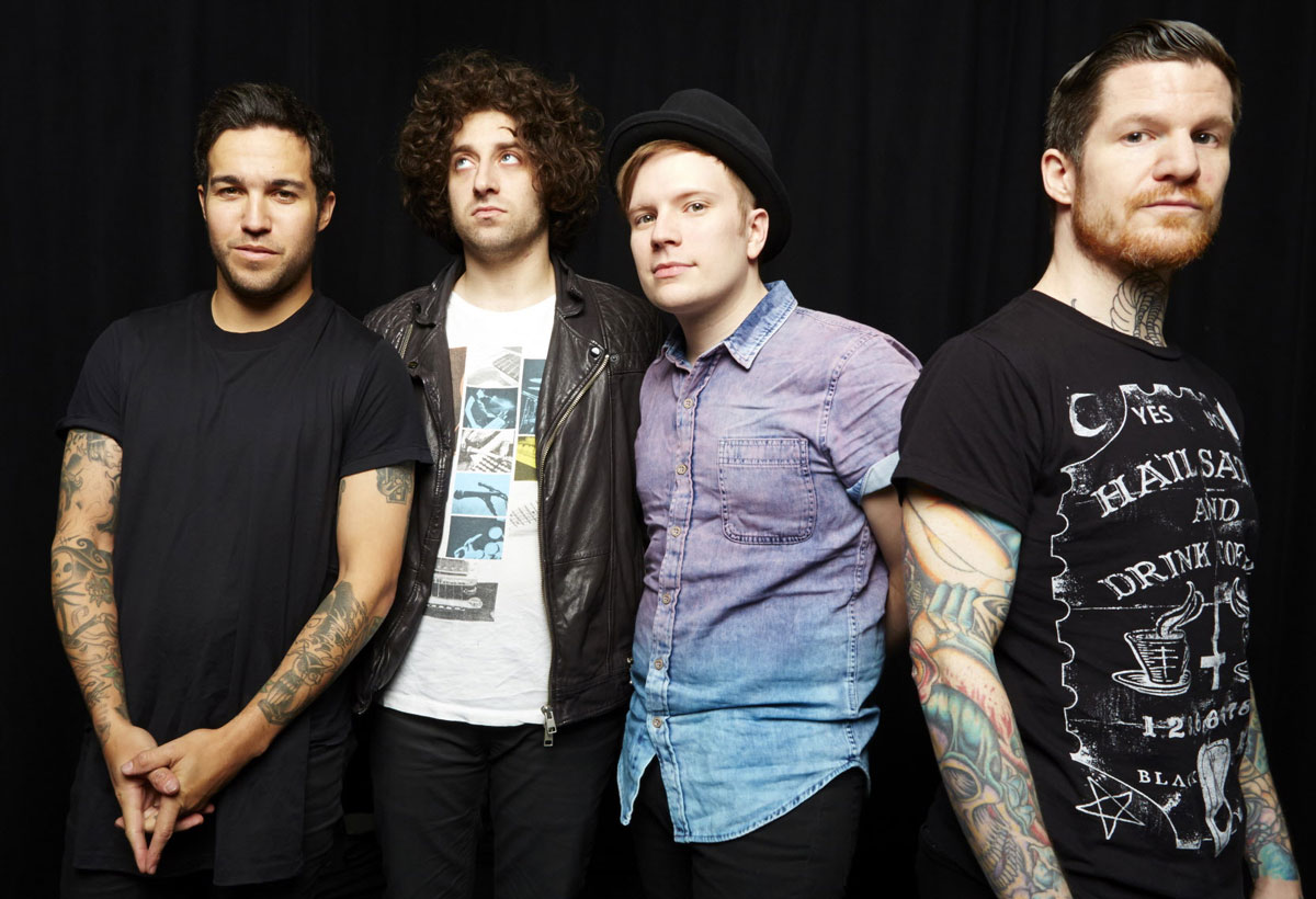 Fall Out Boy Wallpaper Mania American Beauty American Psycho By Fall Out Boy