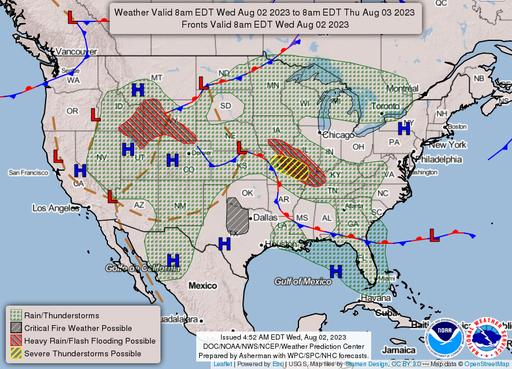 National Maps - NOAA\u0027s National Weather Service